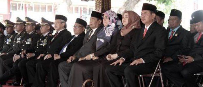 Peringatan Hari Pahlawan di Pemkab Mojokerto, Kapolresta: Warga Negara Wajib jadi Pahlawan Masa Kini