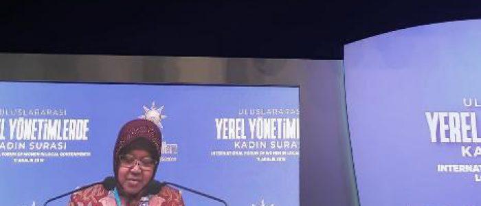 Jadi Inspirasi Perempuan, Risma Diundang Berbicara di Forum Internasional Perempuan
