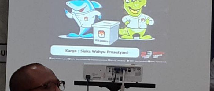 'Siro' dan 'Siboy' jadi Pemenang Lomba Maskot Pilwali Surabaya 2020